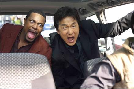 Rush Hour movies in France