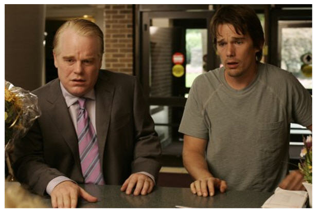 Philip seymour hoffman ethan hawke movie