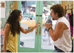 You don't mess with the Zohan - Adam Sandler and Emmanuelle Chriqui