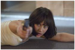New Bond Girl Olga Kurylenko as Camille