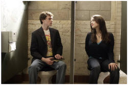 Charlie Bartlett - Anton Yelchin and Kat Dennings