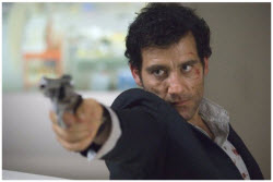 Clive Owen (Louis Salinger) in The International
