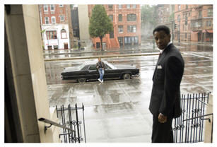 American Gangster - Denzel Washington and Russel Crowe