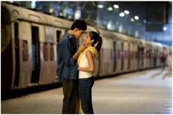 Dev Patel and Freida Pinto - Slumdog Millionaire