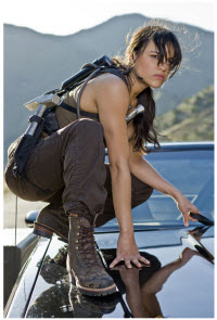 Michelle Rodriguez - Fast & Furious