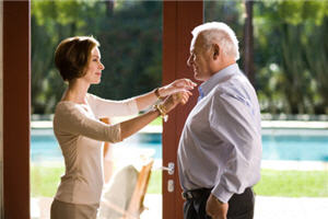 Fracture: Anthony Hopkins and Embeth Davidtz