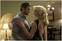 The Ugly Truth - Gerard Butler and Katherine Heigl