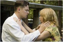 Leonardo DiCaprio and Michelle Williams