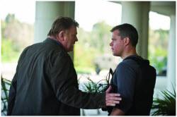 Green Zone - Matt Damon and Brendan Gleeson