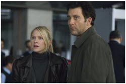 Naomi Watts and Clive Owen in The International