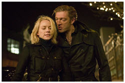 Naomi Watts and Vincent Cassel - Eastern Promises