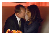 halle berry and bruce willis in PERFECT STRANGER