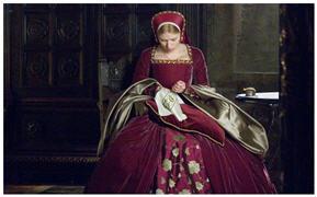Scarlett Johansson is Mary Boleyn