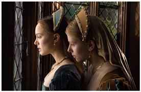 The Boleyn Girls: Natalie Portman and Scarlett Johansson