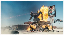 Terminator or Transformer? That's not the future John Connor expected!