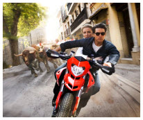 Knight and Day - Tom Cruise and Cameron Diaz
