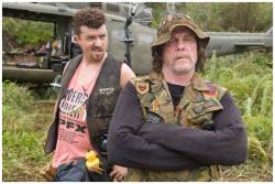 Tropic Thunder - Nick Nolte and Danny R. McBride