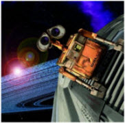 WALL-E Waste Allocation Load Lifter Earth-class